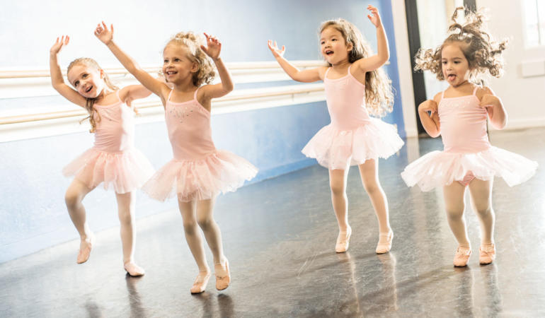 Despre susţinerea culturii prin dans, iată un exemplu viu.