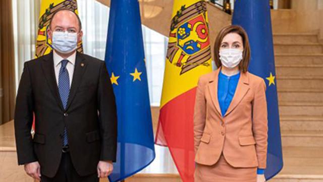 Motivarea Ministrului de externe al României la Chișinău