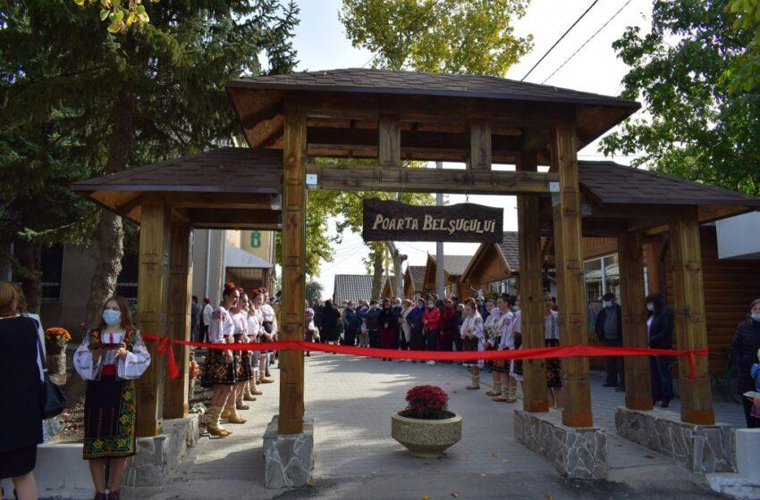 La Slobozia Mare a fost deschisă cea mai mare piață din sudul Moldovei